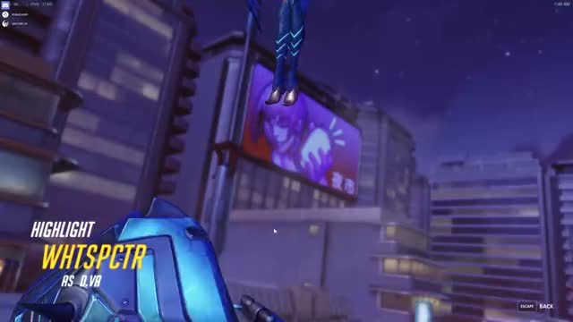 Watch and share D.Va GIFs by Noble on Gfycat