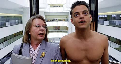 Watch this GIF on Gfycat. Discover more rami malek GIFs on Gfycat