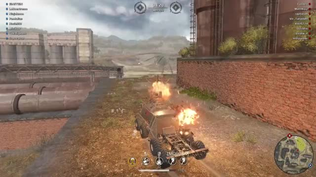 Watch and share Crossout Push GIFs on Gfycat