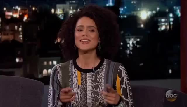 Watch and share Nathalie Emmanuel On Game Of Thrones GIFs on Gfycat