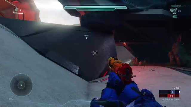 Watch this GIF by Xbox DVR (@xboxdvr) on Gfycat. Discover more FoxNMM, Halo5Guardians, xbox, xbox dvr, xbox one GIFs on Gfycat