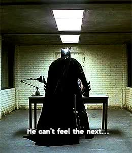 Watch and share Interrogation Scene GIFs and Christopher Nolan GIFs on Gfycat