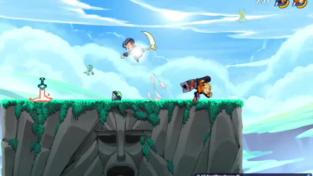 Watch Salty GIF on Gfycat. Discover more brawlhalla GIFs on Gfycat