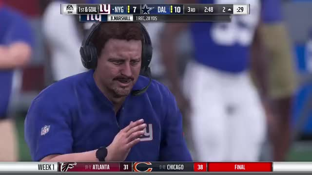 Watch this GIF by Gamer DVR (@xboxdvr) on Gfycat. Discover more MaddenNFL18, bigtigLSU2002, xbox, xbox dvr, xbox one GIFs on Gfycat