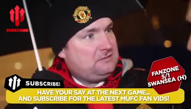 Watch and share 'Sack Him!' | Manchester United 1-2 Swansea - FA Cup | ANDY TATE RANT GIFs on Gfycat