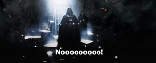 Watch and share Darth Vader Noooo GIFs on Gfycat