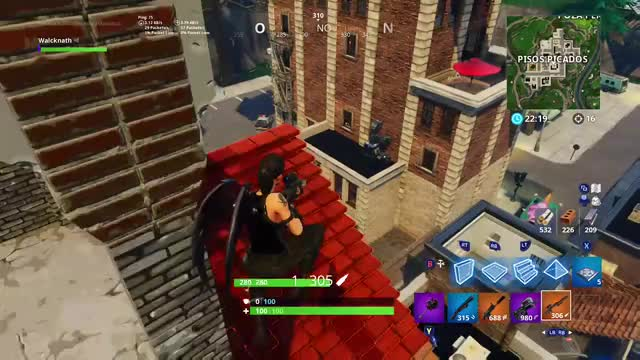 Watch this GIF by Xbox DVR (@xboxdvr) on Gfycat. Discover more FortniteBattleRoyale, Walcknath, xbox, xbox dvr, xbox one GIFs on Gfycat