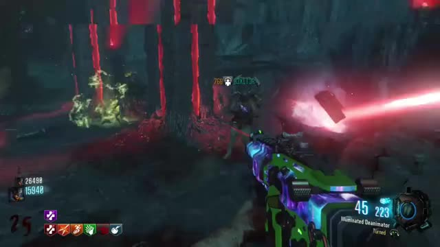 Watch Patience! GIF by @frontbeast on Gfycat. Discover more codzombies GIFs on Gfycat