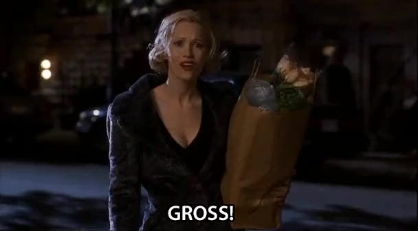 Watch this gross GIF on Gfycat. Discover more gross, leslie mann GIFs on Gfycat
