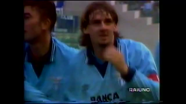 Watch and share SIGNORI - Lazio V Juventus, 1995/96 GIFs on Gfycat