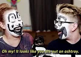 Watch What A Charming Idiot GIF on Gfycat. Discover more auguest, beanz, beanz hart, gif, insane clown posse, mametown, mamrie hart, my edit, this was too funny, tyler oakley, tyleroakley, tymrie GIFs on Gfycat