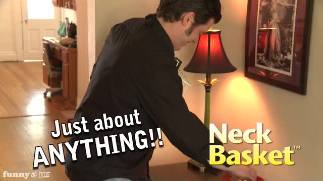 Watch and share The Neck Basket! GIFs on Gfycat