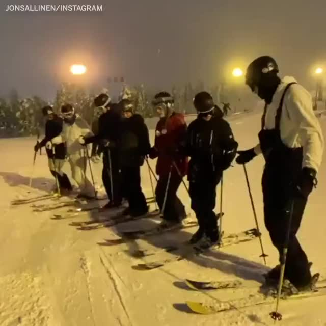 Watch and share Skiing GIFs by PM_ME_STEAM_K3YS on Gfycat