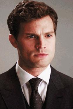 ceo, christian grey, christian trevelyan grey, cutiepie, fifty shades of grey, fsog, grinin elli tonu, hot, jamie dornan, love, lovely, mine, mr. grey, my stuff, smile, suit, Jamie Dornan GIFs