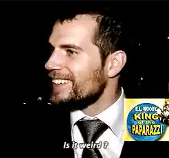 Watch and share Golden Globes GIFs and Henry Cavill GIFs on Gfycat