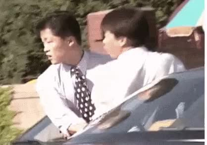 Watch and share  광기의 90년대.gif GIFs by podong on Gfycat
