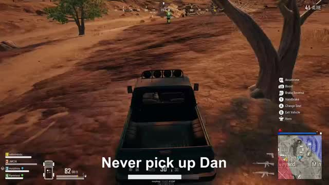 Watch Dan GIF by Gamer DVR (@xboxdvr) on Gfycat. Discover more PLAYERUNKNOWNSBATTLEGROUNDSFullProductRelease, murphney, xbox, xbox dvr, xbox one GIFs on Gfycat
