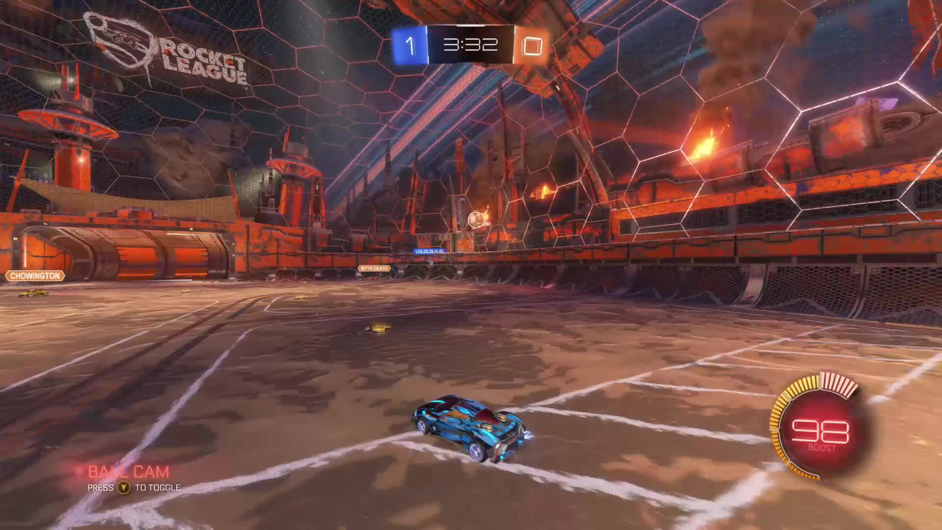 RocketLeague, gamer dvr, ixDusky, xbox, xbox one, They both left immediately GIFs
