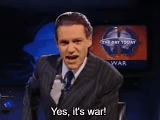Watch and share Yes Its War GIFs on Gfycat