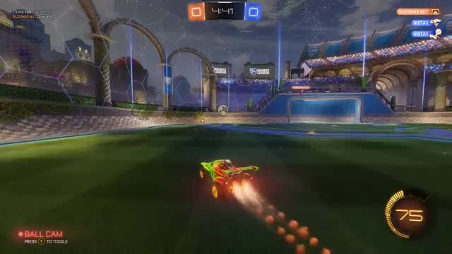 Watch and share Rocket League GIFs by javamonst3r on Gfycat