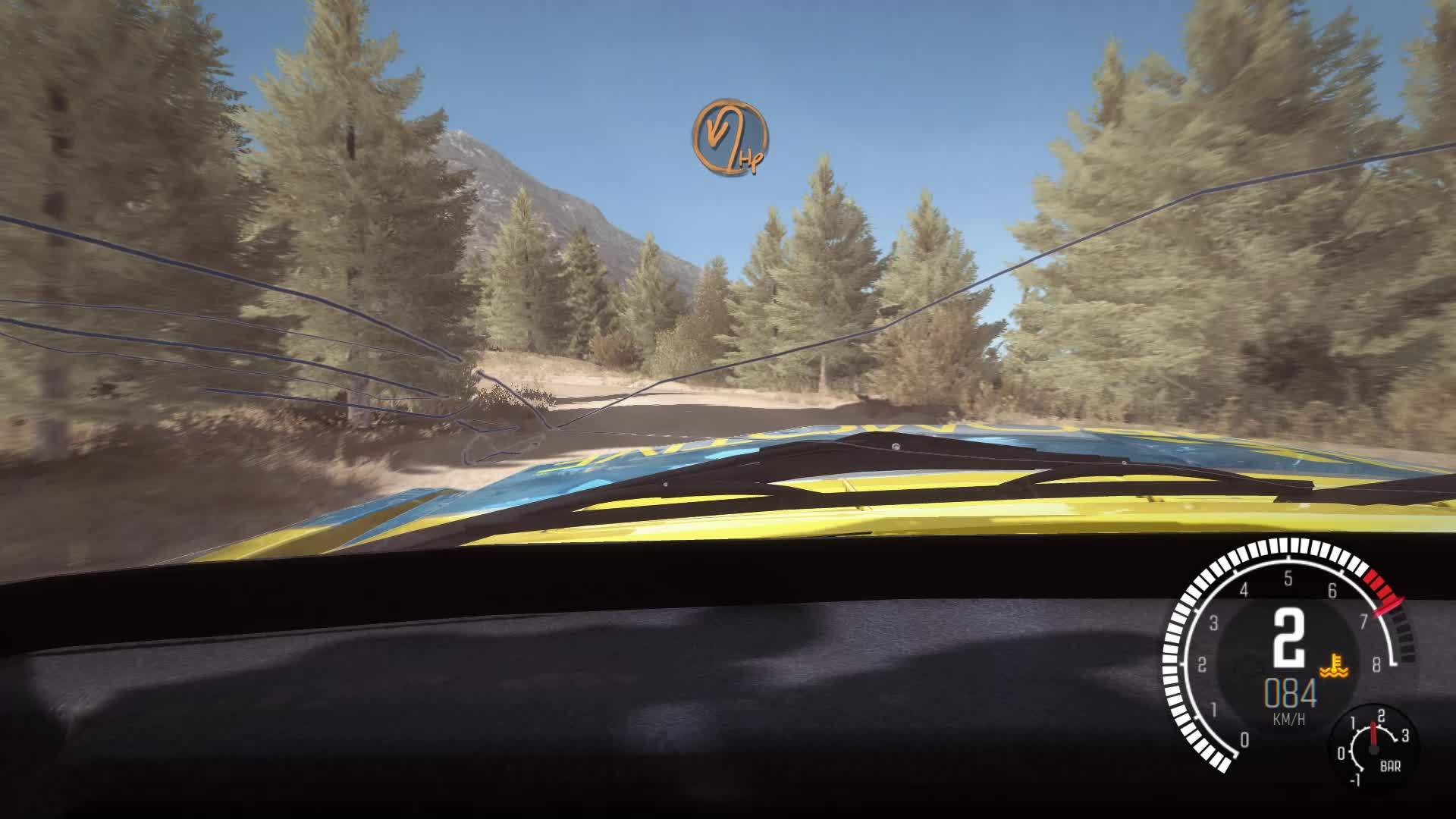 dirtgame, Lancia HF hairpin (reddit) GIFs