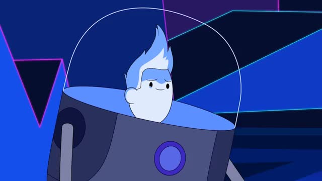 Watch and share Bravest Warriors SLAP 2 GIFs by Cartoon Hangover on Gfycat
