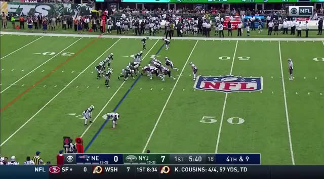 Watch and share 6 Great Punt By Ryan Allen  GIFs on Gfycat