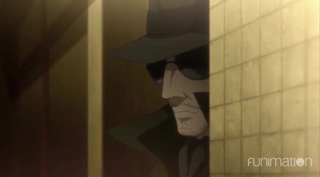 Watch and share Funimation GIFs and Steinsgate GIFs by Funimation on Gfycat