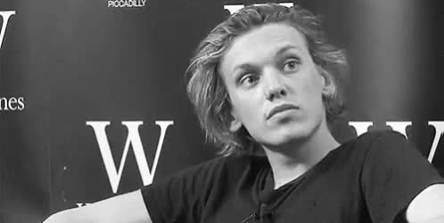 Watch and share Jamie Campbell GIFs on Gfycat