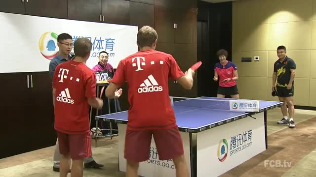 Watch and share Table Tennis Champ (reddit) GIFs by m0nkseal on Gfycat