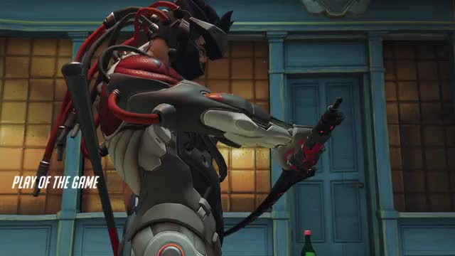 Watch and share Overwatch GIFs and Potg GIFs by spitphire on Gfycat