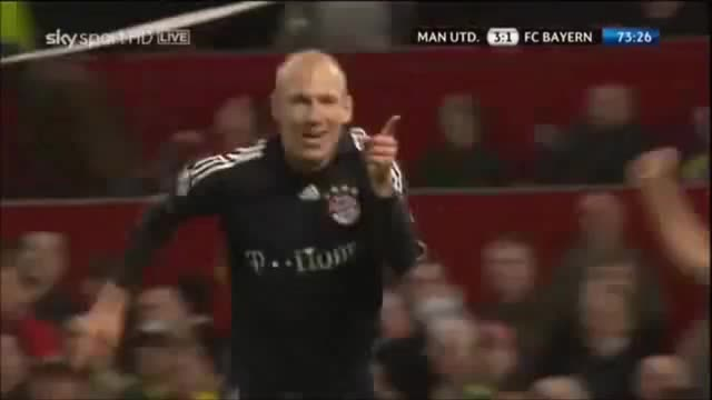 Watch Robben v Manchester United GIF on Gfycat. Discover more robben, united, volley GIFs on Gfycat