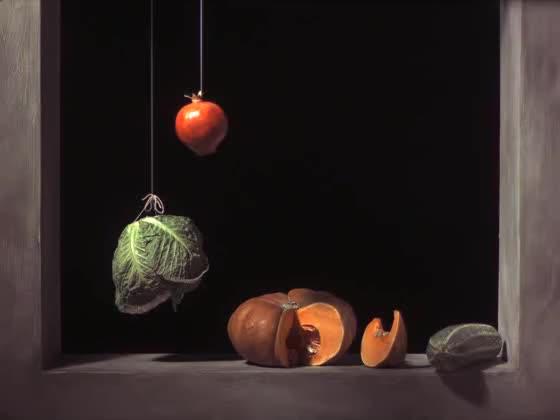 Watch and share Ori Gersht, Pomegranate,2006 GIFs on Gfycat