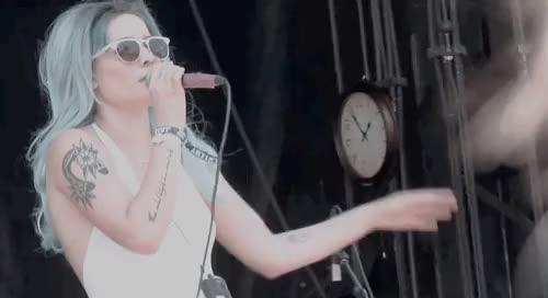 Watch and share Ashley Frangipane GIFs and Halseyedit GIFs on Gfycat