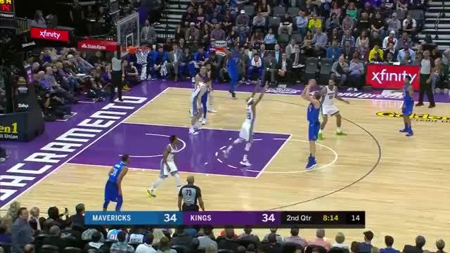 Watch and share Dallas Mavericks GIFs and Sacramento Kings GIFs on Gfycat
