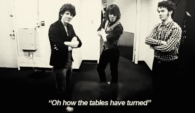 Watch and share Tables Turned GIFs on Gfycat
