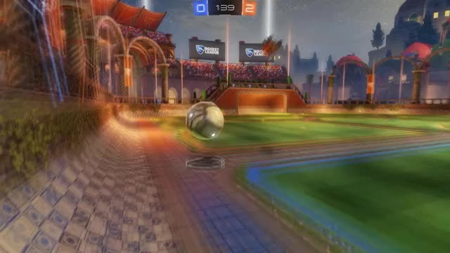 Watch Air Dribble? GIF by @gravediggergf on Gfycat. Discover more Gaming, RL, Rocket League, rocketleague GIFs on Gfycat