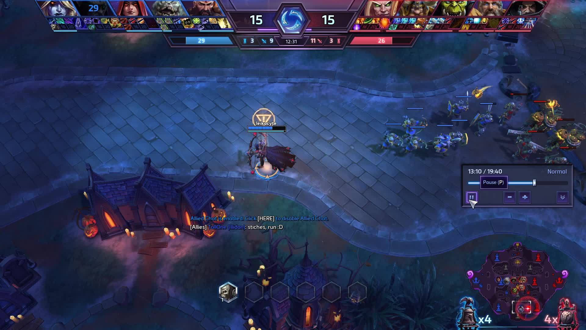 heroesofthestorm, Can't touch this. GIFs