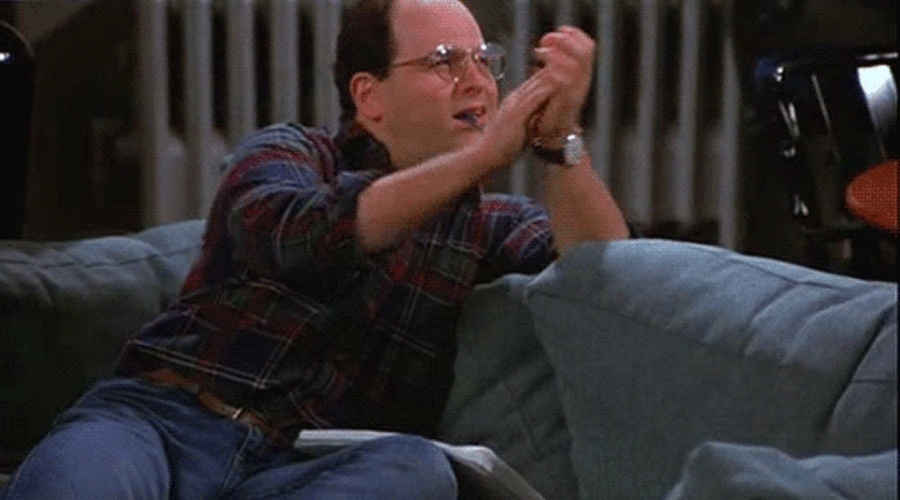 applause, clap, clapping, george costanza, jason alexander, seinfeld, slow clap, slowclap, George Costanza Slow Clap GIFs