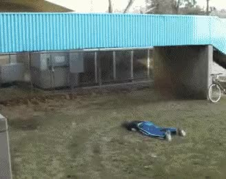 Watch and share Parkour Fails GIFs on Gfycat