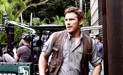 Watch and share Jurassic World GIFs and Chris Pratt GIFs on Gfycat