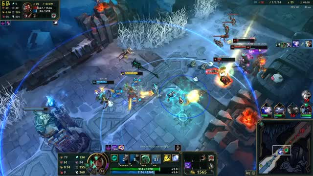Watch and share League Of Legends GIFs and Triple Kill GIFs by Overwolf on Gfycat