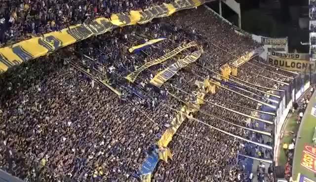 Watch and share Boca Talleres 2017 / Gol De Junior Benitez GIFs on Gfycat