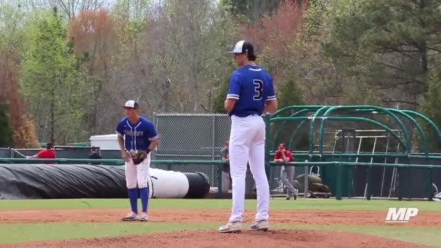 Watch Sam Keating - Canterbury (FL) GIF by @travisabarnett89 on Gfycat. Discover more canterbury baseball, sam keating GIFs on Gfycat