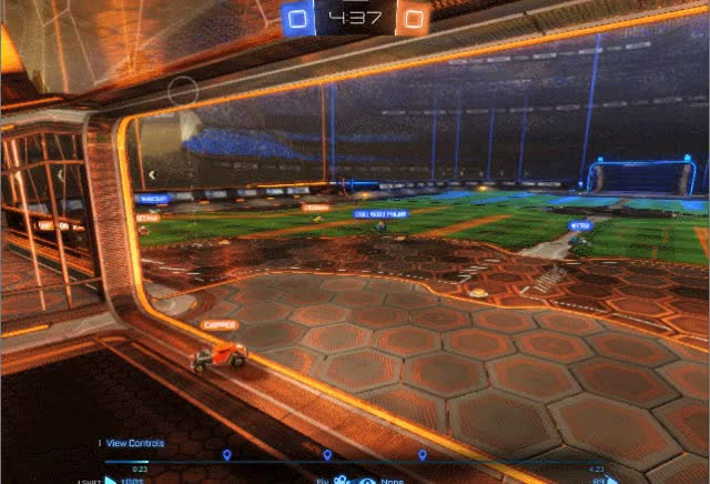 Watch and share Rocket League GIFs and Bhvr GIFs by miketava on Gfycat