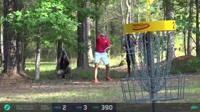 Watch 2017 Hall of Fame Classic | Final Round, Back 9 | Wysocki, Owens, Conrad, Turner GIF on Gfycat. Discover more related GIFs on Gfycat
