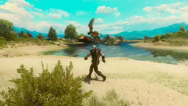 Watch Witcher Griffin Rend GIF on Gfycat. Discover more Griffin, gaming, witcher GIFs on Gfycat