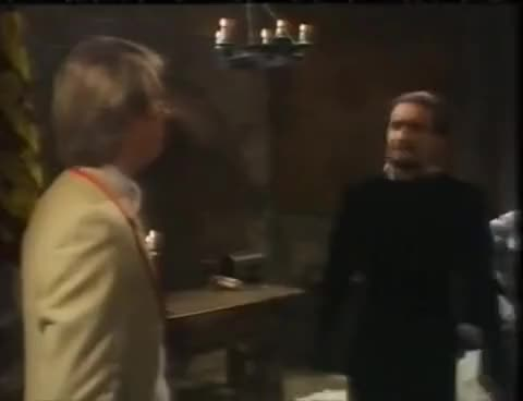 Watch and share Fifth Doctor GIFs and The Master GIFs on Gfycat
