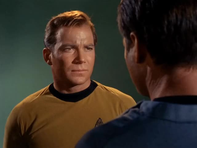 Watch and share Deforest Kelley GIFs and William Shatner GIFs by Unposted on Gfycat