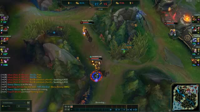 Watch 1v3 GIF on Gfycat. Discover more leagueoflegends GIFs on Gfycat